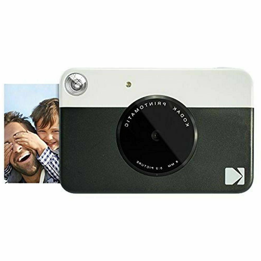 nwt printomatic digital instant print camera full
