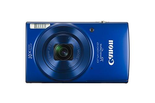 Canon PowerShot IS Camera with 32GB Case Tripod