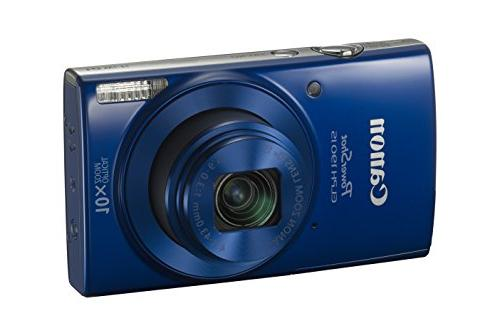 Canon PowerShot IS Wi-Fi Digital Camera with 32GB Tripod Kit