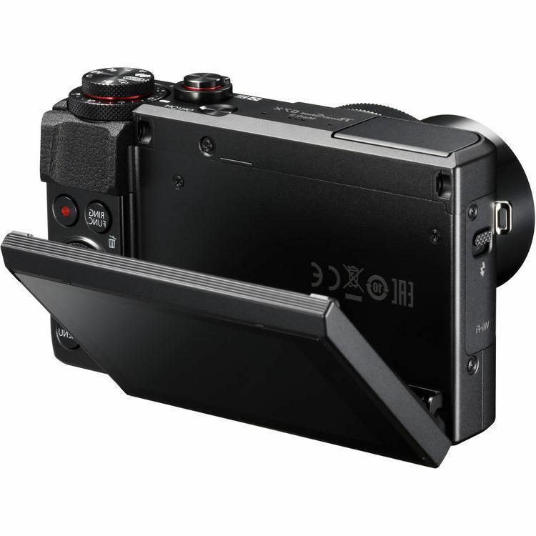 Canon PowerShot G7 Mark Video Creator Kit Bundle