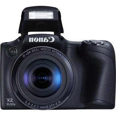 Canon Black Digital Battery Bundle