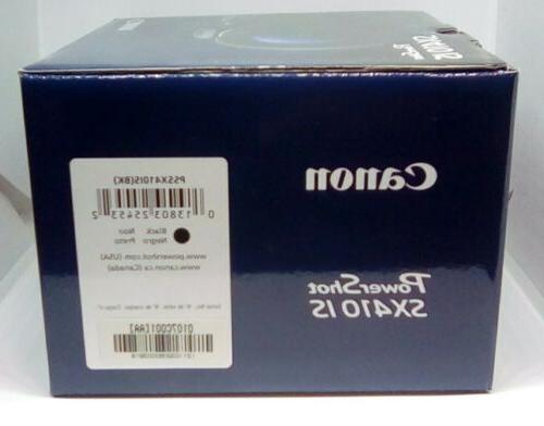 Canon SX410 Digital Black