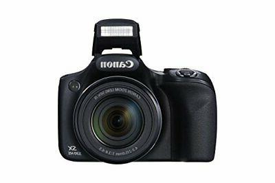Canon PowerShot Camera Zoom Wi-Fi & NFC