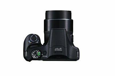 Canon PowerShot SX530 Camera w/ Optical Zoom Wi-Fi & NFC