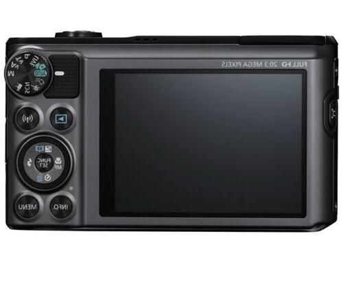 Canon SX720 HS Digital Camera in color