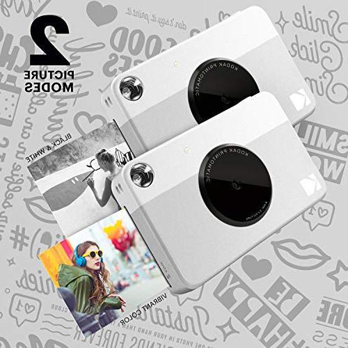 "Kodak PRINTOMATIC Digital Print Color ZINK 2x3"" - Print"