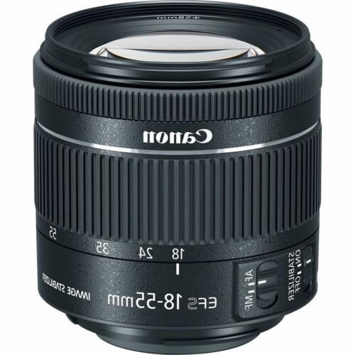 Canon Rebel 800D DSLR Camera IS -Ultimate