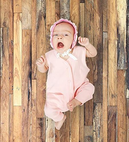 Allenjoy 5x7ft Rustic Wood Floor Backdrop Children Baby Photography Background Photobooth