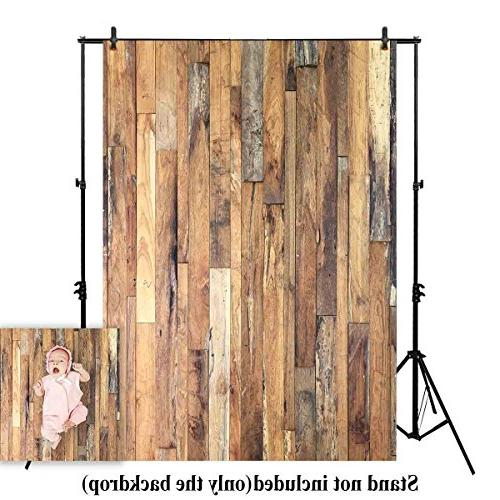 rustic wood floor backdrop children