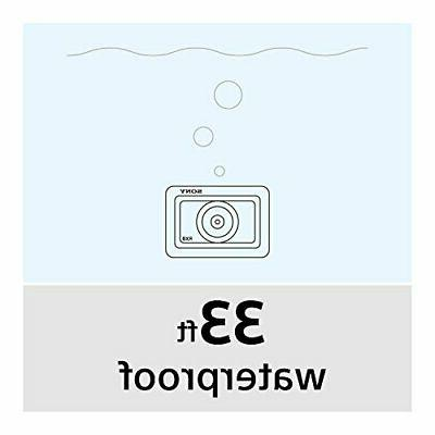 Sony Ultra-Compact Waterproof/Shockproof Camera