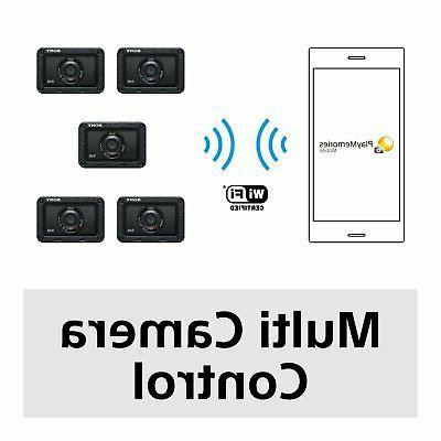 "Sony 1.0""-Type Sensor Ultra-Compact"