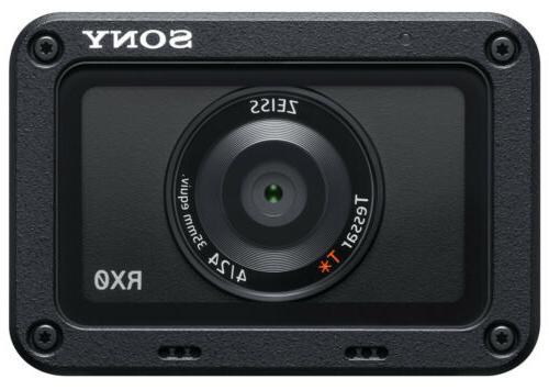 "Sony RX0 1.0""-Type Sensor Ultra-Compact Waterproof/Shockproo"