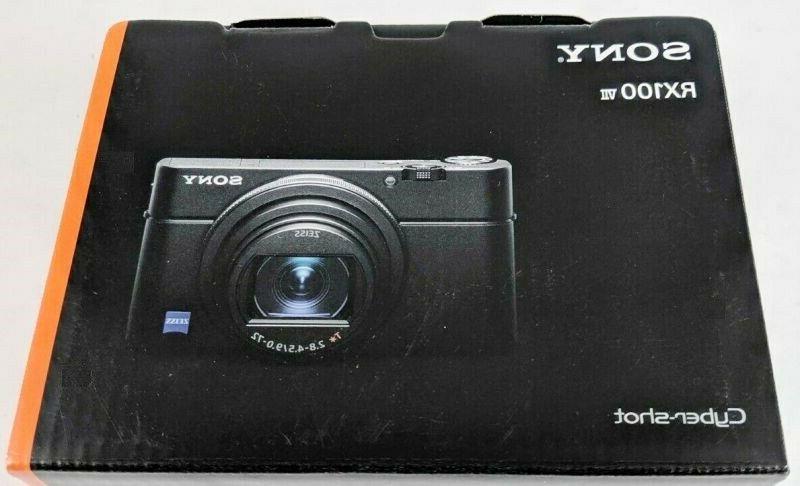 rx100 vii premium compact camera w 1