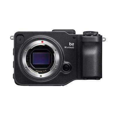 Sigma sd Quattro H Mirrorless HD Digital Camera Body