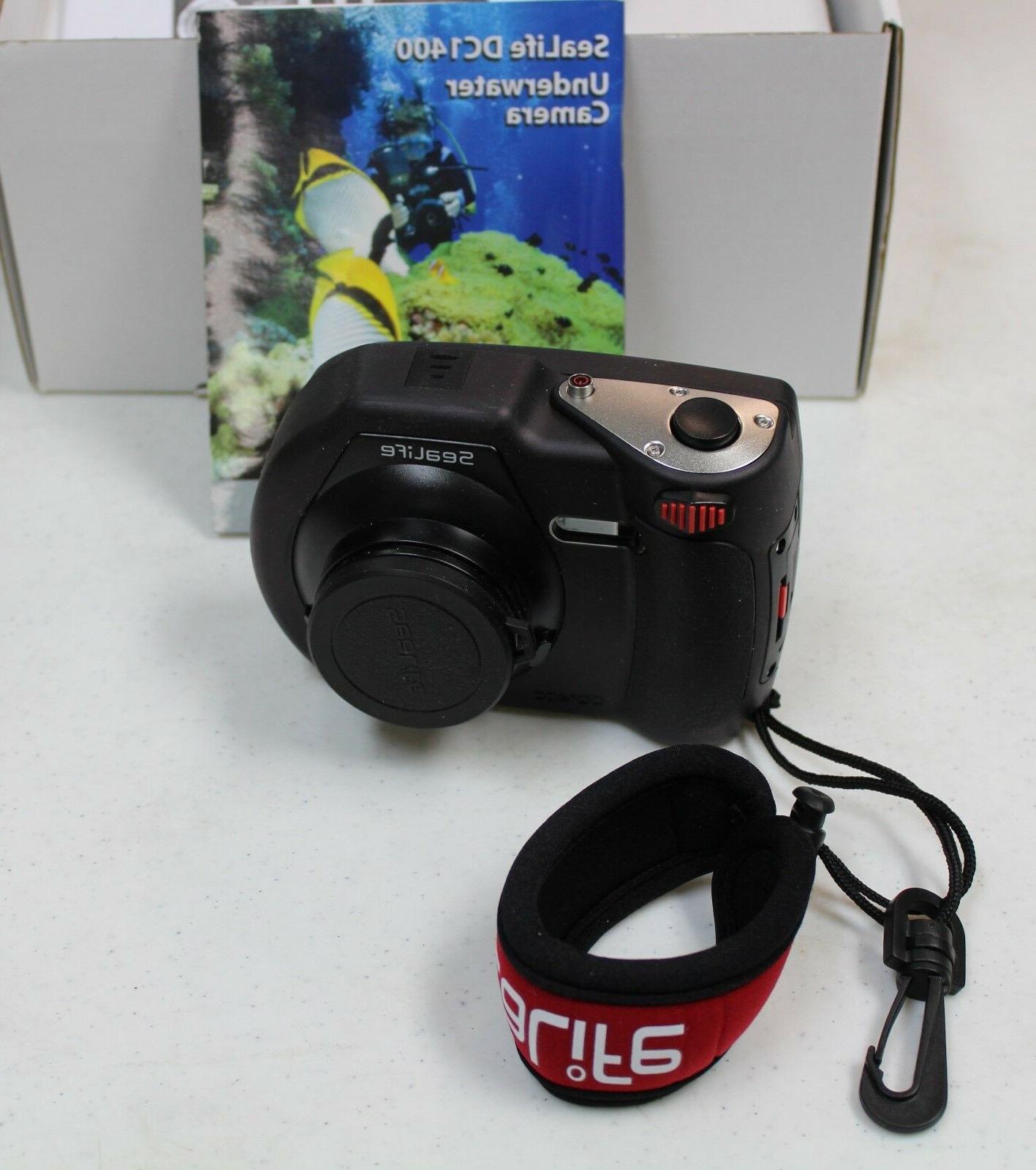 Sealife DC1400 Digital Camera Strobe and