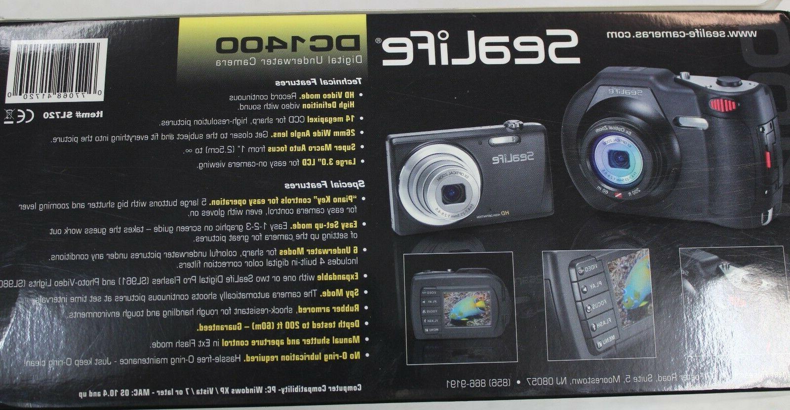 Sealife DC1400 Camera Strobe Case