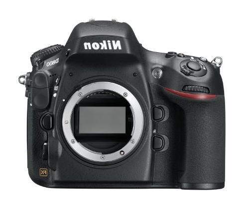 single lens reflex d800