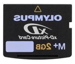 Olympus Stylus Tough 6000 Digital Camera Memory Card 2GB xD-