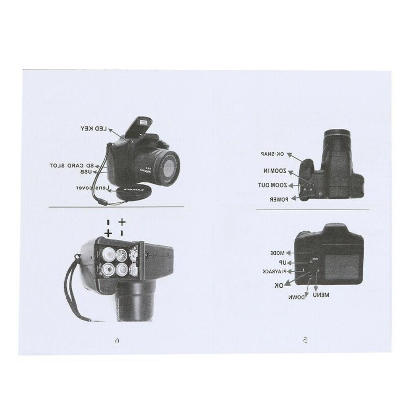 Video CamcorderHD720P / waterproof sports