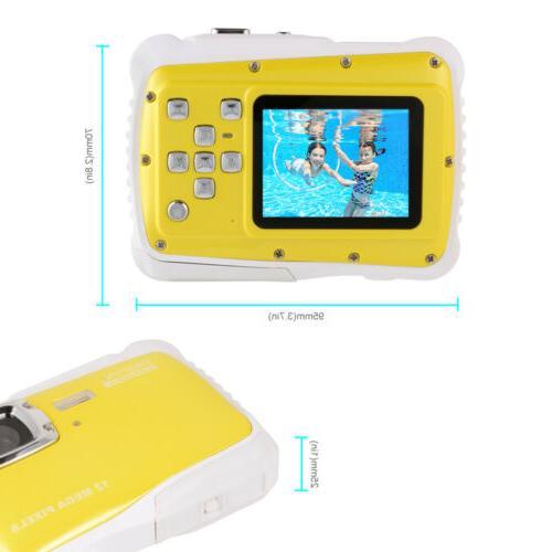 Waterproof LCD Compact Digital Gift BB219