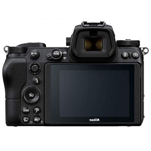 Nikon Camera with Adapter