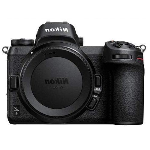 Nikon FX-Format Mirrorless Camera Body Mount Adapter FTZ