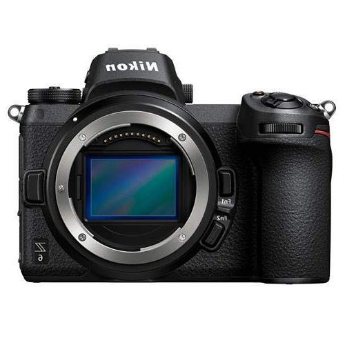 Nikon Camera with Mount Adapter