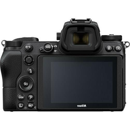 Nikon Mirrorless Camera with