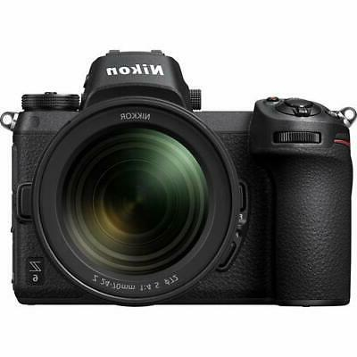 z6 mirrorless digital camera with 24 70mm
