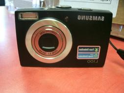 Samsung L100 8.2MP Digital Camera with 3x Optical Zoom