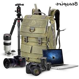 Beaspire 14-inch Laptop Camera Backpack Professional Hiking