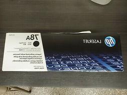 HP laserjet 78a Black printer cartridge