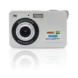 lcd screen hd 720p digital camera