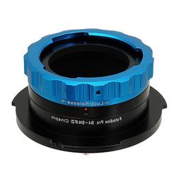 Fotodiox Pro Lens Mount Adapter, B4  Cinema Lens to Sony FZ