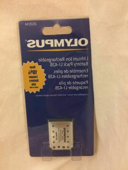Olympus LI-42B Rechargeable Lithium Ion Battery For Olympus