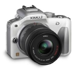 Panasonic LUMIX DMC-G3 16 MP Micro Four-Thirds Interchangeab