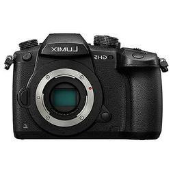 Panasonic Lumix DMC-GH5 Mirrorless Micro Four Thirds Digital