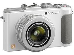 Panasonic LUMIX DMC-LX7W 10.1 MP Digital Camera with 7.5x In