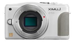 Panasonic Lumix DMC-GF6 Mirrorless Micro Four Thirds Digital