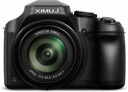 Panasonic Lumix FZ80 4K Digital Camera, 18.1 Megapixel Video
