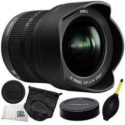 Panasonic Lumix G Vario 7-14mm f/4.0 ASPH. Lens - Micro Four