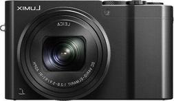Panasonic Lumix ZS100 20.1 Megapixel Bridge Camera - Black -