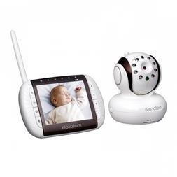 Infant Motorola Mbp36S Wireless Digital Infrared Video Baby