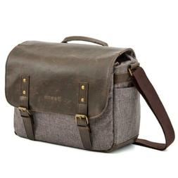 Messenger DSLR Camera Bag, Evecase Urban Life Shoulder Case