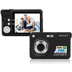 HD Mini Digital Camera with 2.7 Inch TFT LCD Display, Digita