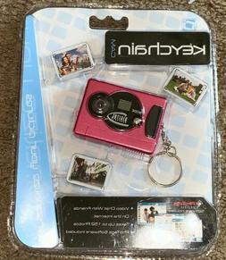 Vivitar Mini Digital Camera with Micro Light Keychain  - Bra