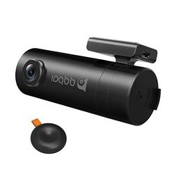 ddpai Mini Wi-Fi 1080p Dash Cam, 140 Wide Angle,Car DVR Dash