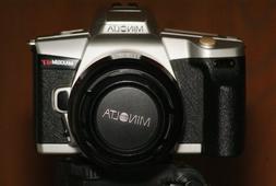 Minolta Maxxum GT SLR Camera with Minolta 35-80mm Lens Zoom