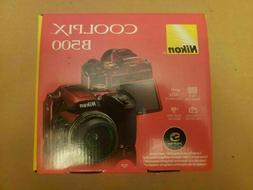 NEW! Nikon COOLPIX B500 Digital Camera 16MP 40x Optical Zoom