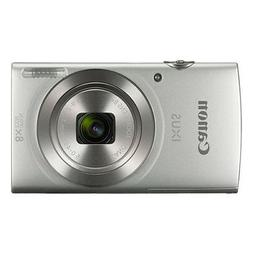 New - Canon ELPH 180/IXUS 185 - 20.0 MP - 8x Zoom - Digital